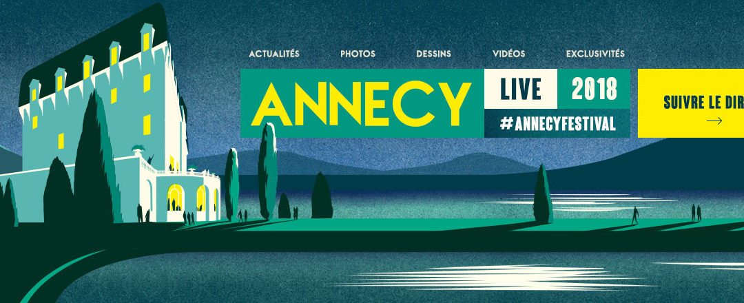 Festival international du film d'animation d'Annecy 2018, féminisme, genre, couple…